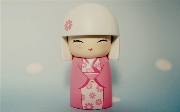 Japanese dolls Doll Pink-High Quality wallpaper Views:24618