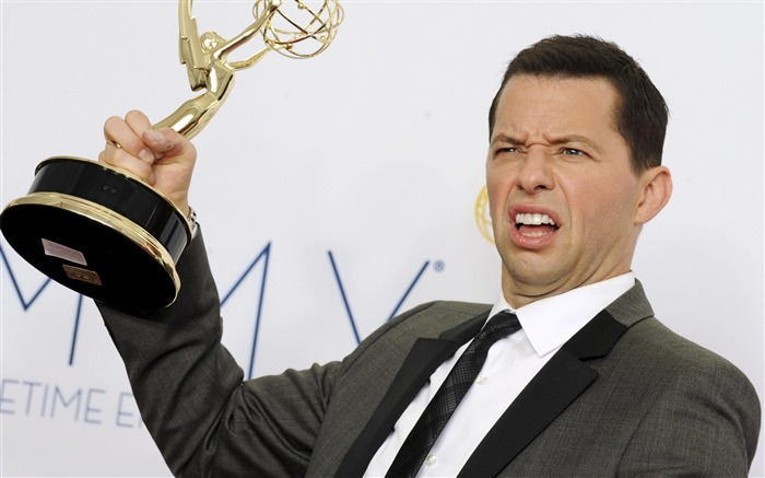 Jon Cryer Actor-2012 64th Emmy Awards Highlights wallpaper Views:3813