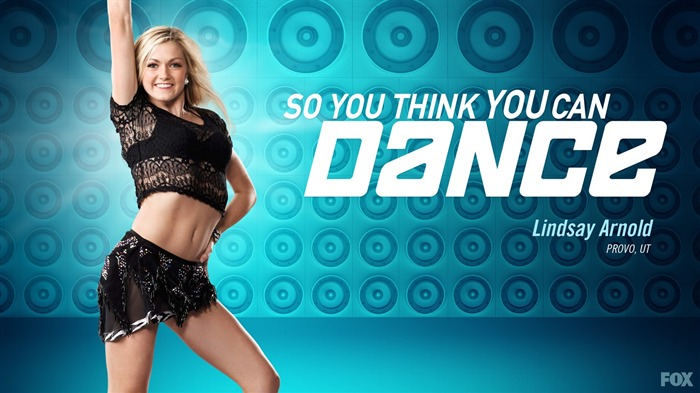 Lindsay Arnold-So You Think You Can Dance Wallpaper Views:5557
