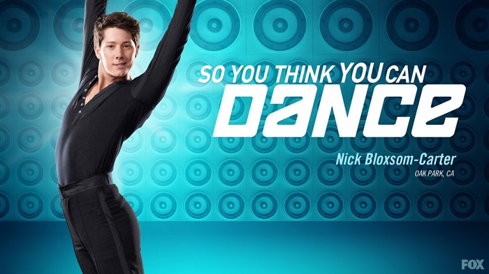 Nick Bloxsom Carter-So You Think You Can Dance Wallpaper Views:3442