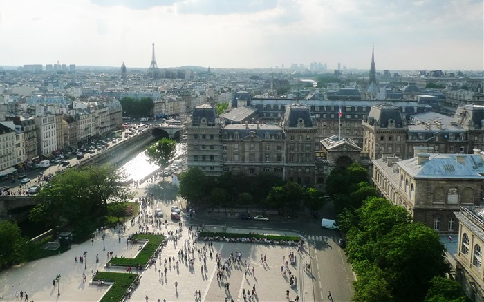 Paris Life France-City photography wallpaper Views:6908