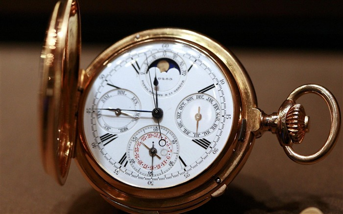 Patek Philippe Pocket watch-High Quality wallpaper Views:12510