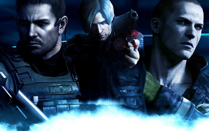 Resident Evil 6 Game HD Wallpaper 02 Views:8709