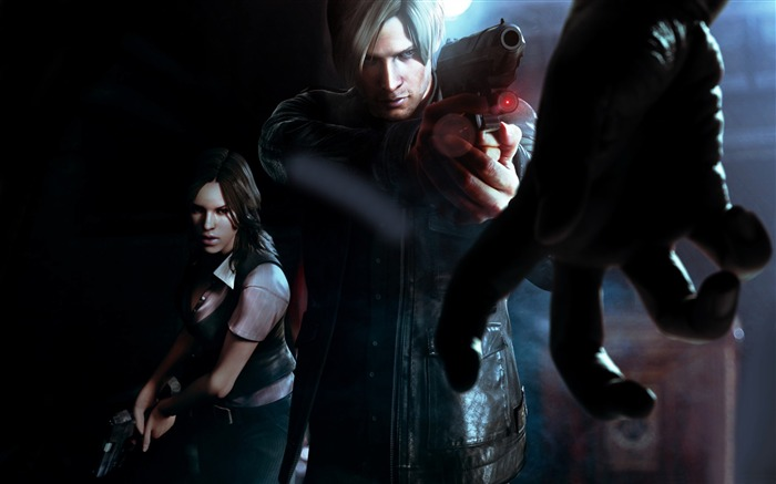 Resident Evil 6 Game HD Wallpaper 03 Views:8928