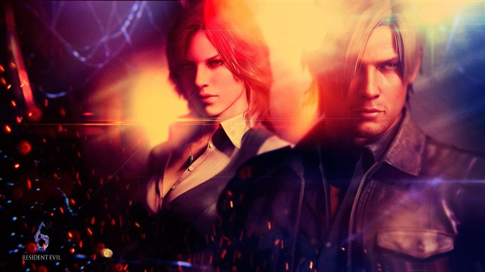 Resident Evil 6 Game HD Wallpaper 04 Views:6231