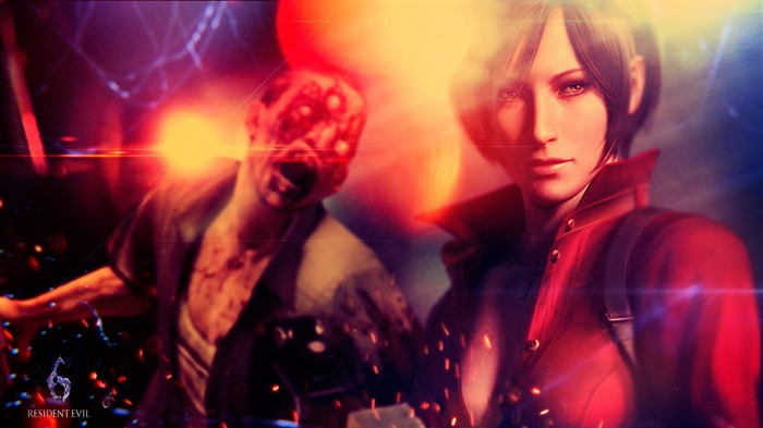 Resident Evil 6 Game HD Wallpaper 05 Views:6568