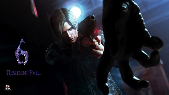 Resident Evil 6 Game HD Wallpaper 07 Views:4967
