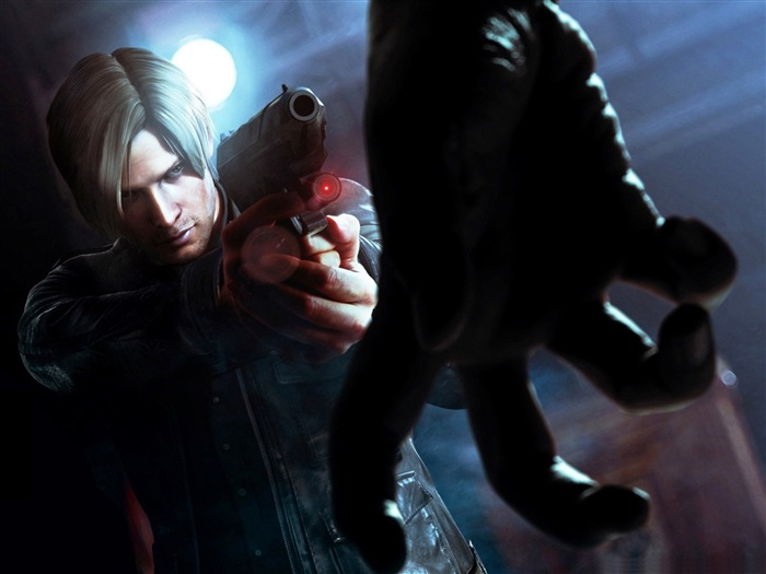 Resident Evil 6 Game HD Wallpaper 08 Views:8748