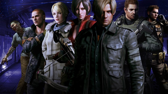 Resident Evil 6 Game HD Wallpaper 10 Views:7309