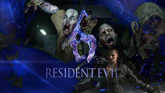 Resident Evil 6 Game HD Wallpaper 14 Views:37585