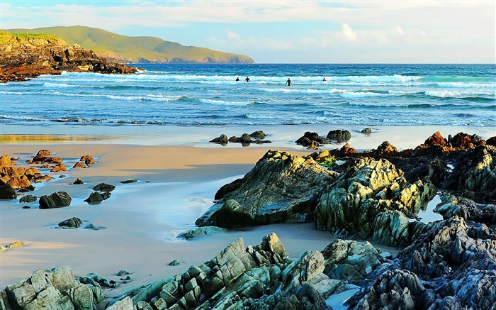 Ring of Kerry County Kerry south western Ireland -natural scenery wallpaper Views:6888