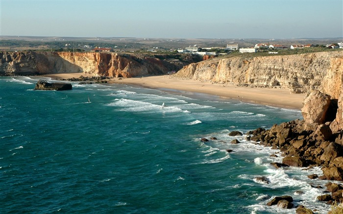 Southwest Alentejo and Vicentine Coast Natural Park-natural scenery wallpaper Views:10734