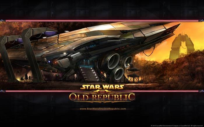 Star Wars The Old Republic Game HD Wallpaper Views:9588