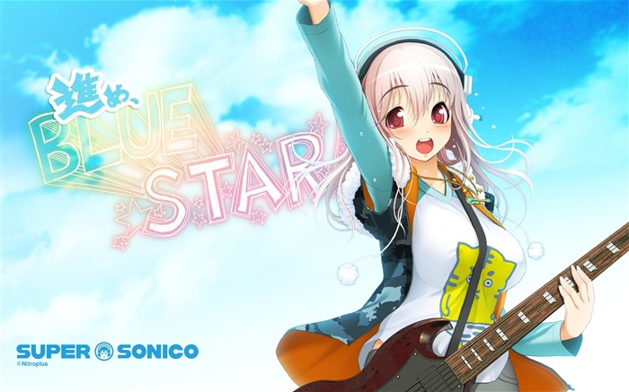 Super Sonico HD anime desktop Wallpapers Views:19354