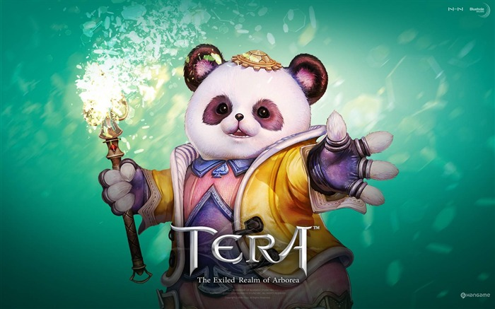 TERA Game HD Wallpaper Views:14435