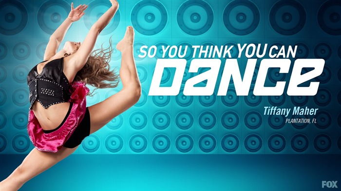 Tiffany Maher-So You Think You Can Dance Wallpaper Views:4252