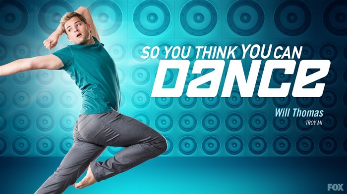 Will Thomas-So You Think You Can Dance Wallpaper Views:3767