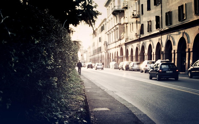 streets in italy-City photography wallpaper Views:20924
