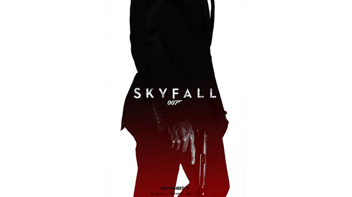 007 Skyfall 2012 Movie HD Desktop Wallpapers 04 Views:16535