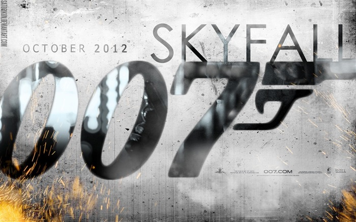 007 Skyfall 2012 Movie HD Desktop Wallpapers 05 Views:13259