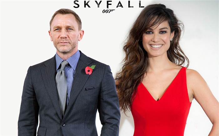 007 Skyfall 2012 Movie HD Desktop Wallpapers 06 Views:7510