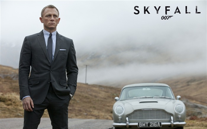 007 Skyfall 2012 Movie HD Desktop Wallpapers 07 Views:13964