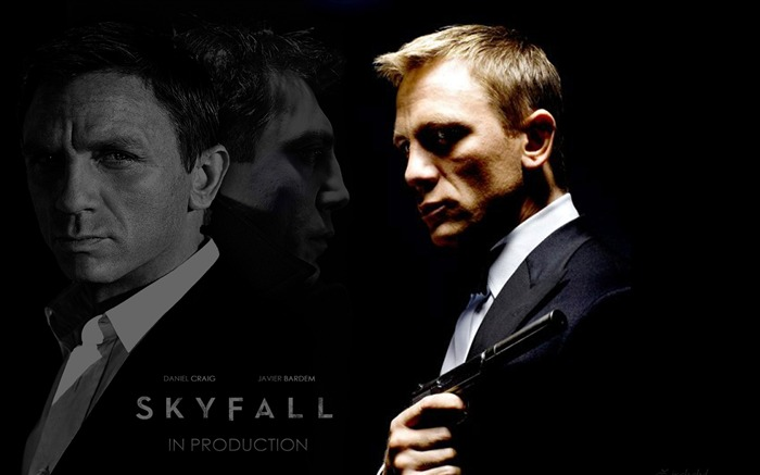 007 Skyfall 2012 Movie HD Desktop Wallpapers 08 Views:15561