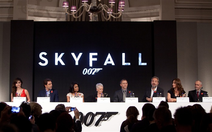 007 Skyfall 2012 Movie HD Desktop Wallpapers 09 Views:8490