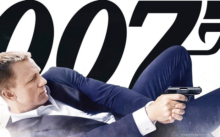 007 Skyfall 2012 Movie HD Desktop Wallpapers 10 Views:17442
