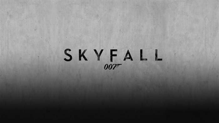 007 Skyfall 2012 Movie HD Desktop Wallpapers 13 Views:12612