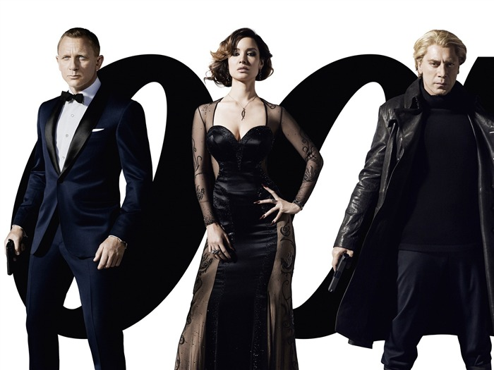 007 Skyfall 2012 Movie HD Desktop Wallpapers 14 Views:7907