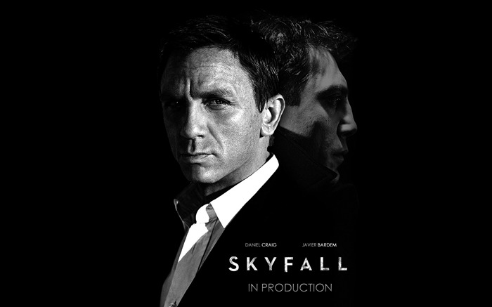007 Skyfall 2012 Movie HD Desktop Wallpapers 16 Views:8061
