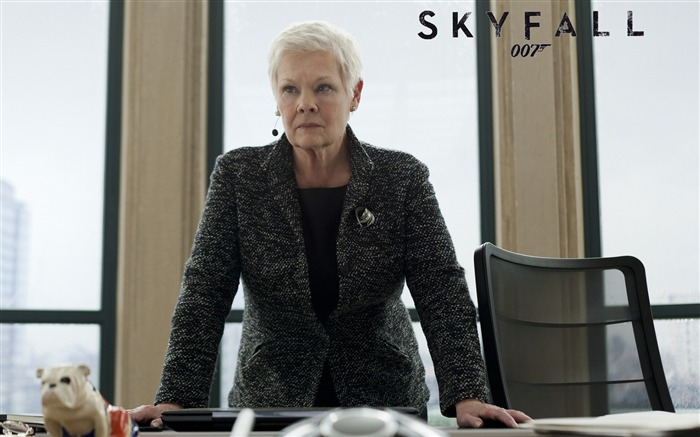 007 Skyfall 2012 Movie HD Desktop Wallpapers 19 Views:5183