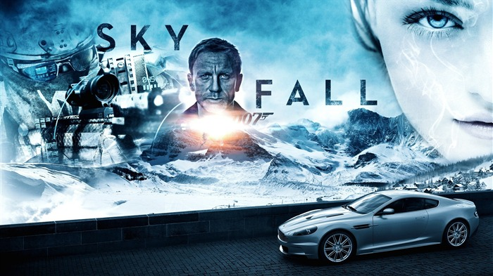 007 Skyfall 2012 Movie HD Desktop Wallpapers 20 Views:6187