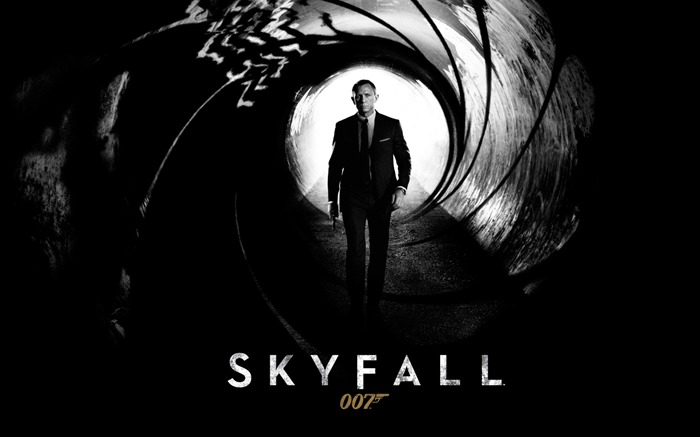 007 Skyfall 2012 Movie HD Desktop Wallpapers Views:23935