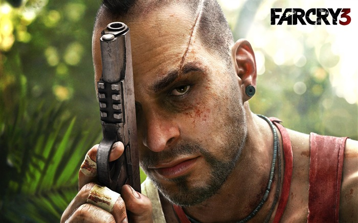 2012 Far Cry 3 Game HD Wallpaper Views:18658
