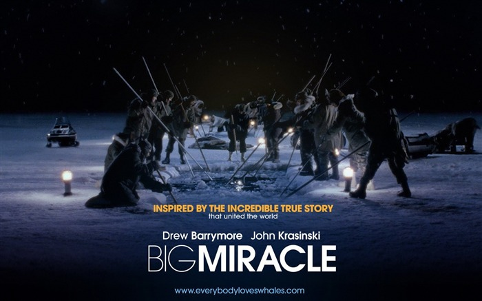Big Miracle 2012 Movie HD Desktop Wallpapers 03