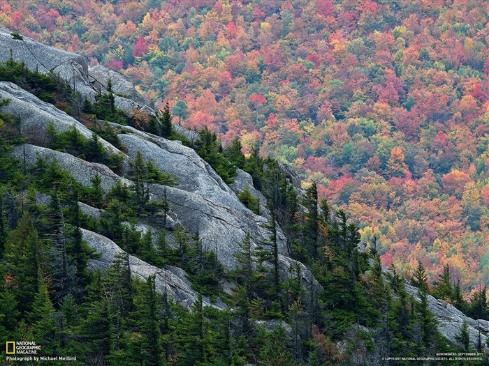 Catamount Mountain Adirondacks-National Geographic photography wallpaper Views:5963