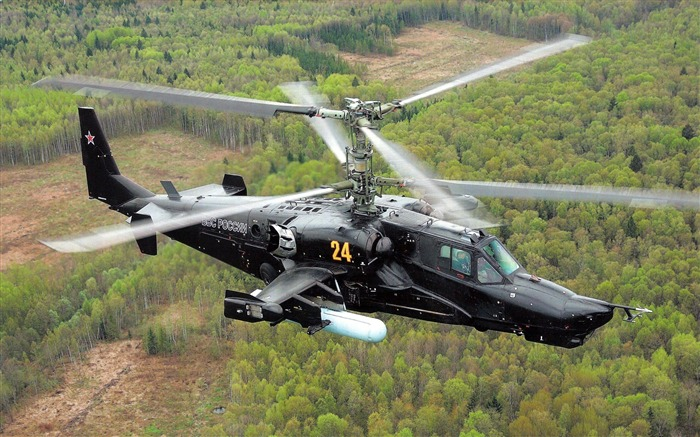 Helicopters Black-Modern aircraft Wallpaper Views:10669