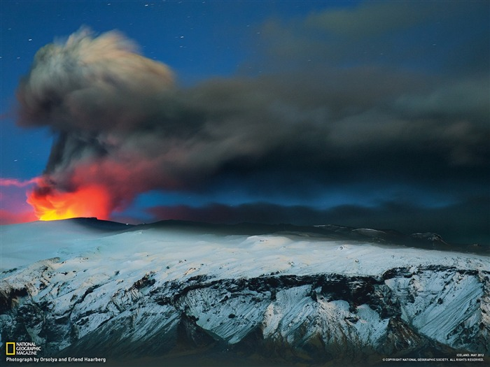 Iceland-National Geographic photography wallpaper Views:5866