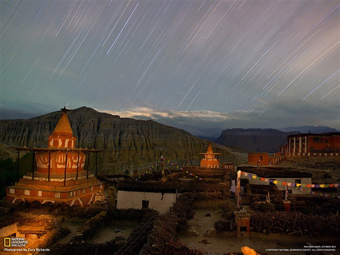 Mustang Province Nepal-National Geographic photography wallpaper Views:7626