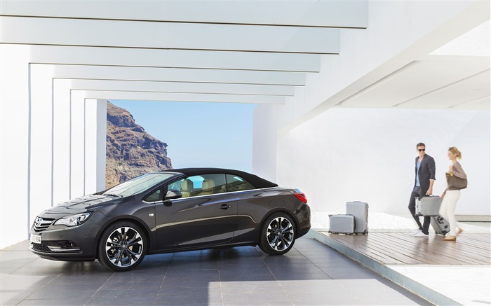 Opel Cascada Auto HD Wallpapers Views:6615