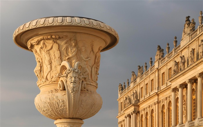 Versailles-Cities architectural Wallpaper Views:5375