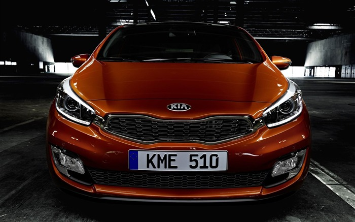 2013 Kia Pro Ceed auto HD Wallpapers 03 Views:8587