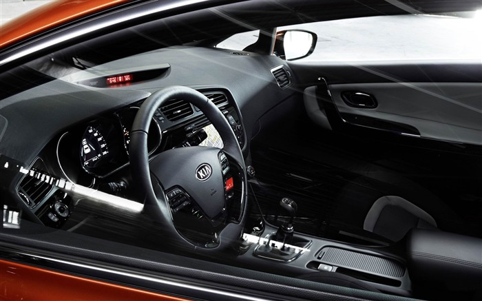 2013 Kia Pro Ceed auto HD Wallpapers 07 Views:10715