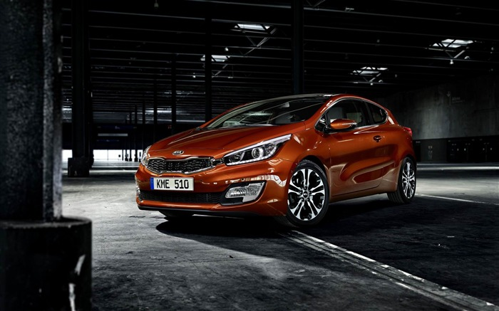2013 Kia Pro Ceed auto HD Wallpapers Views:6051