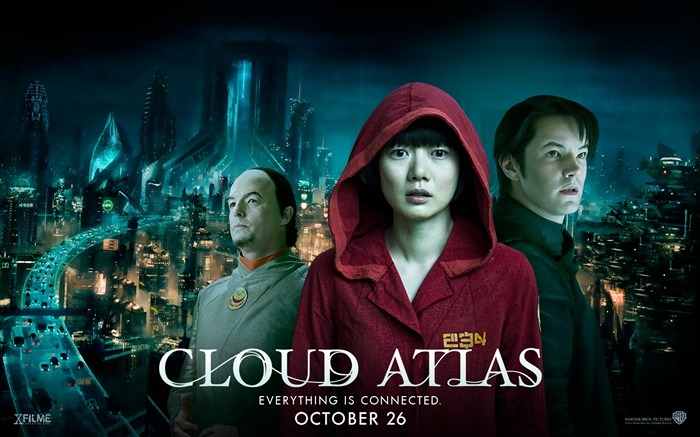 Cloud Atlas Movie HD Desktop Wallpapers Views:8332
