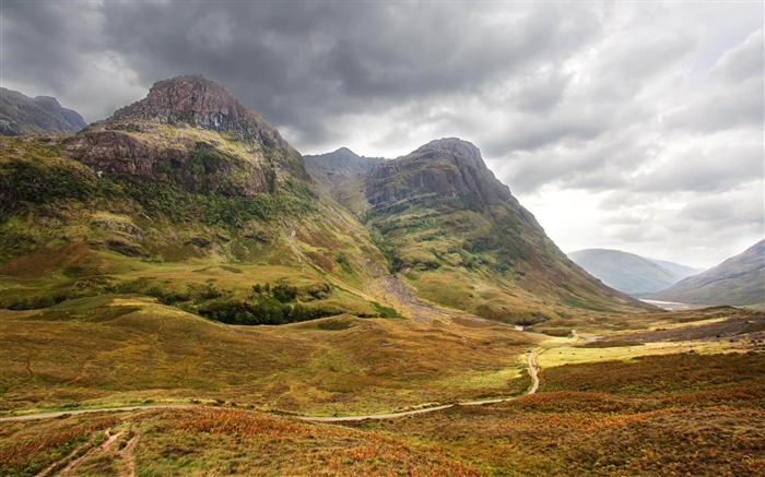 Glencoe Valley United States-2012 landscape Selected Wallpaper Views:9089