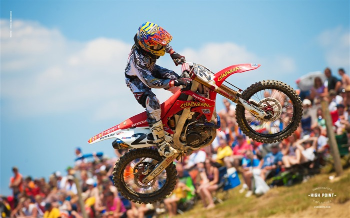 2012 AMA motocross contest Wallpapers Third series Views:7752