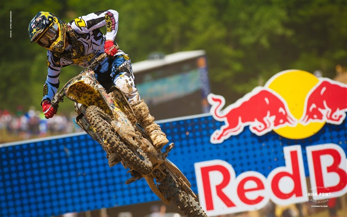High Point Station - rider Jason Anderson wallpaper Views:2327